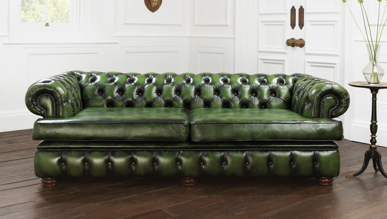 Harewood Chesterfield Sofa