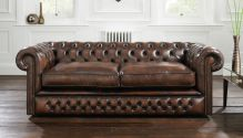 chesterfield schlafsofa chesterfield schlafcouch distinctive chesterfields. Black Bedroom Furniture Sets. Home Design Ideas