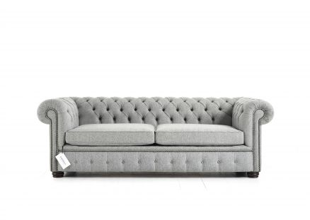London Chesterfield Schlafsofa